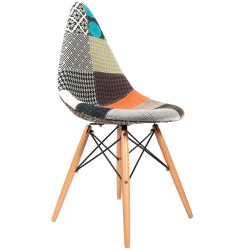 Drop Patchwork DSW Chair