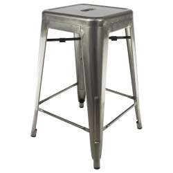 Tolix Industrial Stool