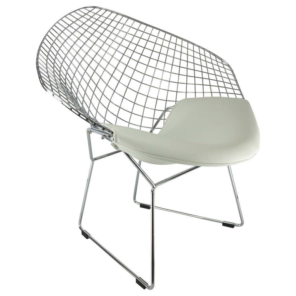 bertoia diamond chair. Black Bedroom Furniture Sets. Home Design Ideas