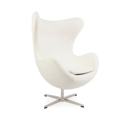 Jacobsen Egg Chair - Leather
