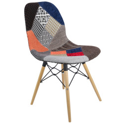 Oslo Patchwork Chair