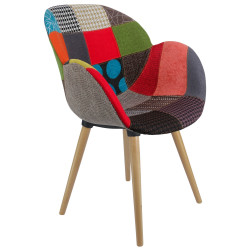 Chaise SBW Patchwork