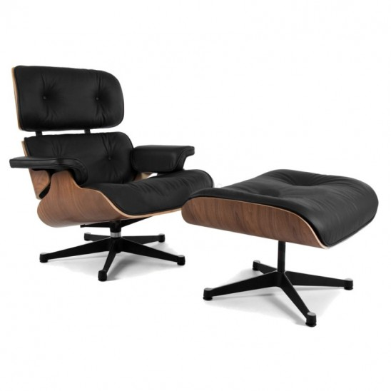 Eames lounge chair ottoman - Eames lounge chair occasion ...