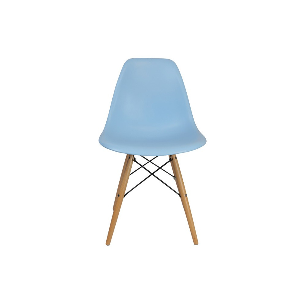 Set of 4 eames dsw chairs chair furniture - Copie chaise eames dsw ...