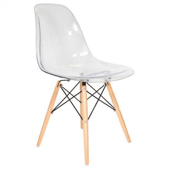 Chaise Ghost DSW