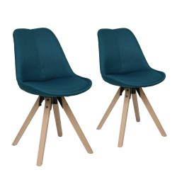 Lips SPWS Upholstered Chair Pack of 2