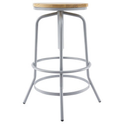 Rotating Industrial Stool