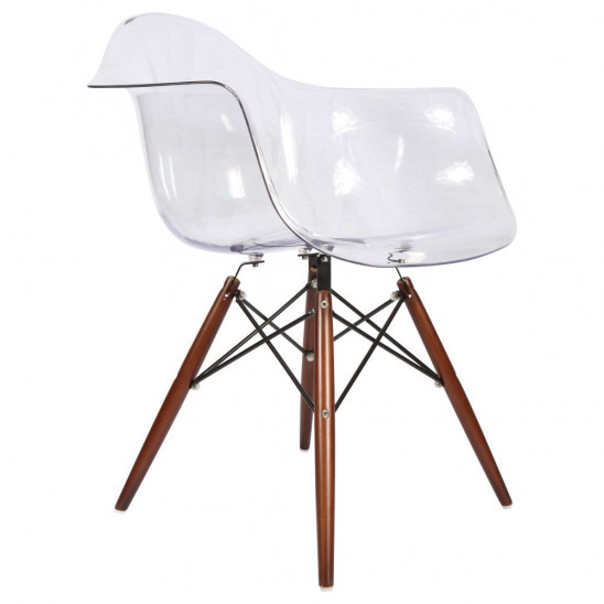 Eames Ghost DAW Chair