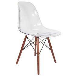 DSW Ghost Chair