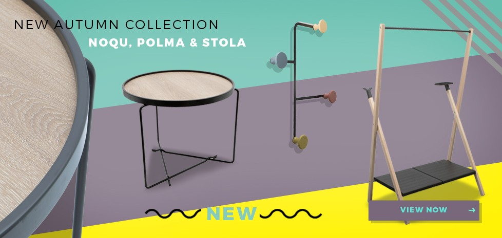 Table Noqu Stola Hanger Polma Design Accessories