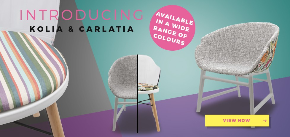 Kolia Cartalia Design Chairs Pad Upholstered