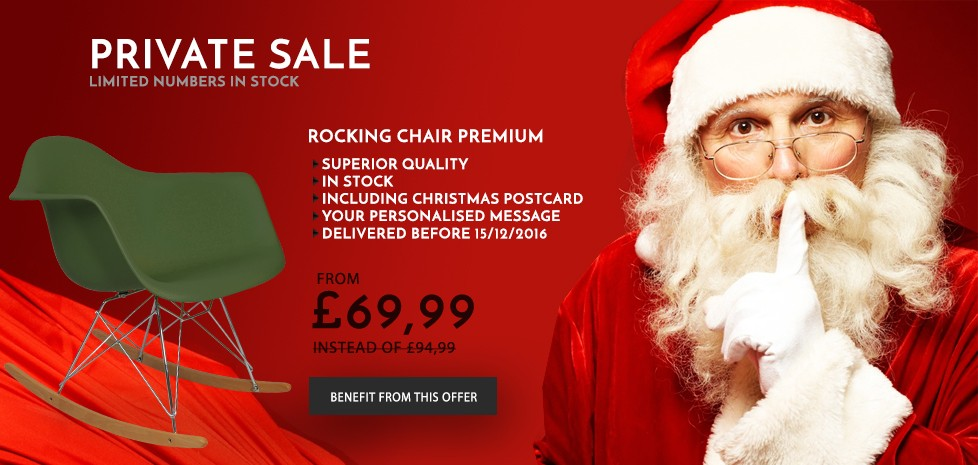 Rocking chair promotion