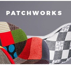 Eames chair dsw daw rar for Chaise dsw patchwork