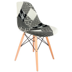 DSW Patchwork Chair