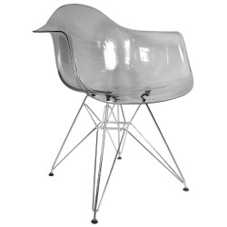 Eames DAR Ghost Chair