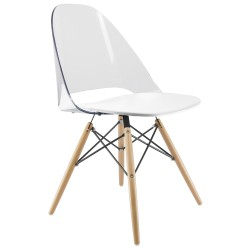 Perspex Chair Clear DSW