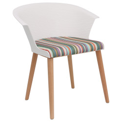 City Chair with arms