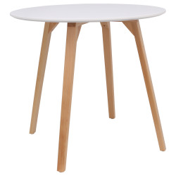 Scandinavian Dining Wooden Table ANW
