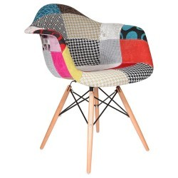DAW Patchwork Chair