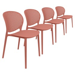 Pongo Chair Pack of 4