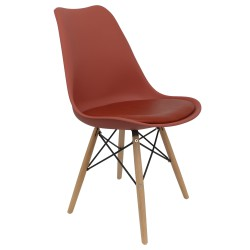 Scandinavian Lips DSW Chair
