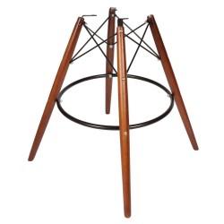 Walnut stool legs