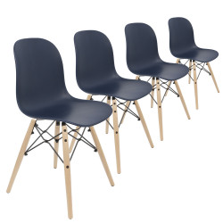 DXW Chair Pack of 4