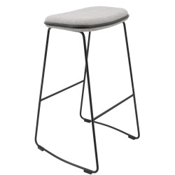 Fabric Bar Stool Pop
