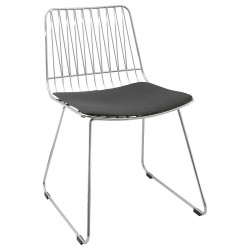Metal Dining Chair Brunel