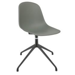 Scandinavian Swivel Chair Avon DFR