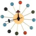 Wall Design Ball Clock