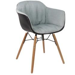 Avon WB Armchair Upholstered