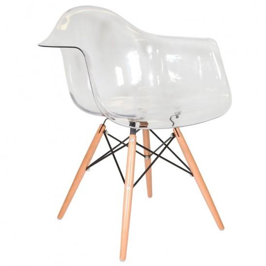 Eames Ghost DAW Chair