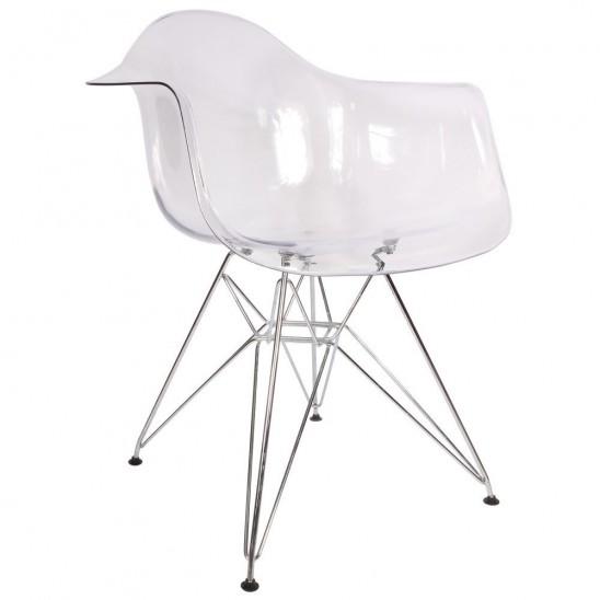 Eames DAR Ghost Chair