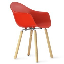 Armchair TA wooden