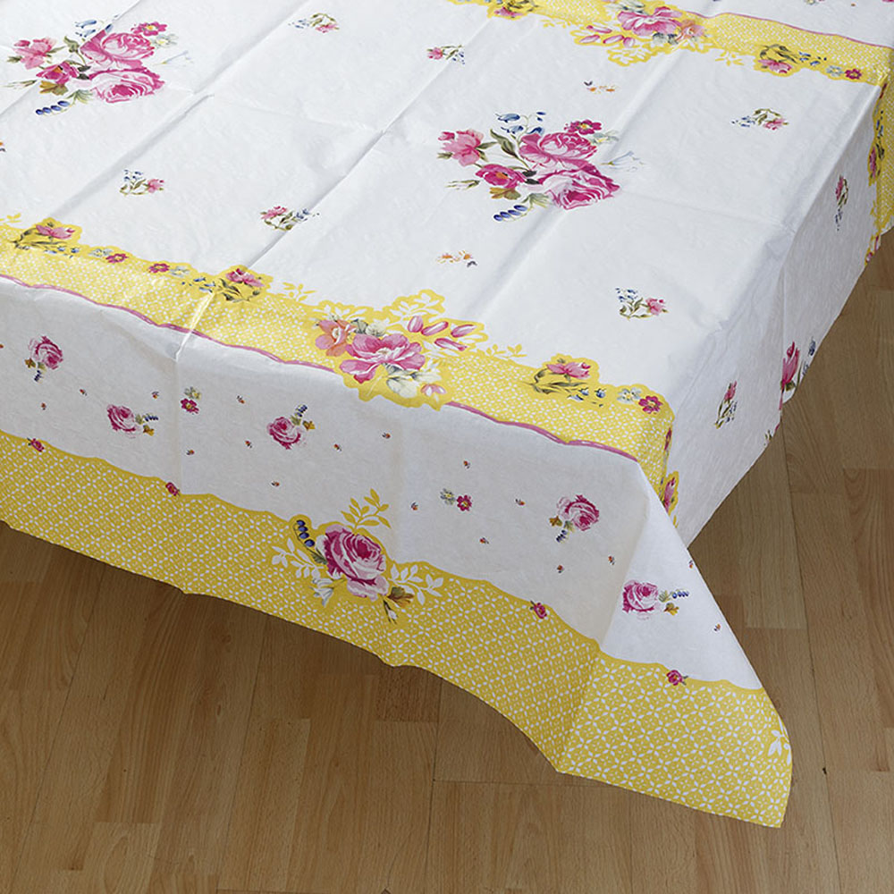 Tea party table cloth