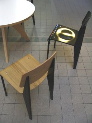 Jean Prouvé President Standard Chairs