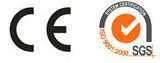 CE & SGS Certification