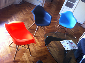 Showroom Scandinavian Chair Bourg-en-Bresse