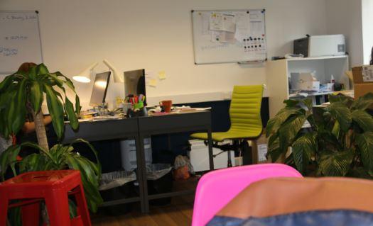 Showroom Scandinavian Chair Bristol
